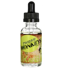 Twelve Monkeys Vapor Co. - Kanzi , 10 мл.