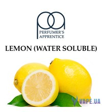 TPA/TFA - Lemon (water soluble) Flavor (Лимон), 5 мл.