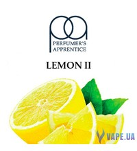 TPA/TFA - Lemon II (Лимон), 10 мл