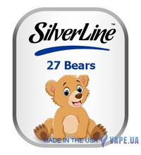 Capella SilverLine 27 Bears (Желейные мишки) , 10 мл.