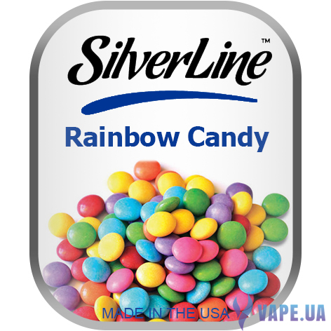 Ароматизатор Capella SilverLine Rainbow Candy (Конфеты