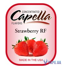 Capella - Strawberry RF (Клубника RF) , 5 мл.