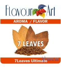 FlavourArt 7 Leaves Tobacco (7 видов табака), 10 мл.
