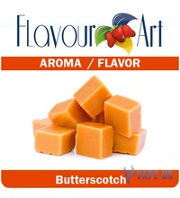 FlavourArt Butterscotch (Ириски), 10 мл.