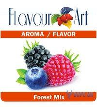 FlavourArt Forest Fruit (Лесные фрукты), 10 мл.