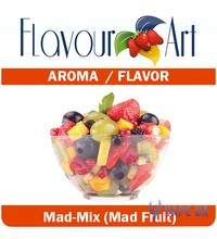 FlavourArt Mad-Mix (Mad Fruit) (Red Bull), 10 мл.