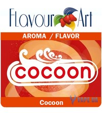 FlavourArt Cocoon (Яблоко в карамели), 10 мл.