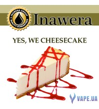 Inawera Yes, We Cheesecake (Чизкейк), 5 мл.