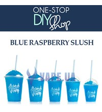 One Stop DIY  Blue Raspberry Slush (Синяя малина), 10 мл.