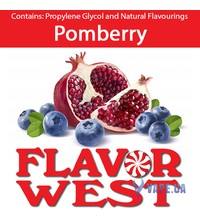 FlavorWest Pomberry (Гранат с ягодами), 10 мл.