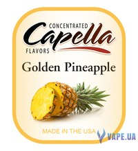 Capella - Golden Pineapple (Ананас), 120 мл.