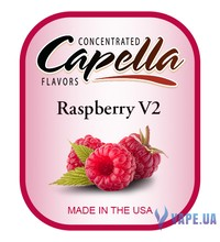 Capella - Raspberry V2 (Малина 2), 120 мл.