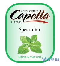Capella - Spearmint (Мята), 120 мл.