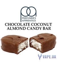 TPA/TFA Chocolate Coconut Almond Candy Bar (Батончик Баунти), 30 мл.