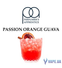 TPA/TFA - Passion Orange Guava (Микс из маракуи, апельсина и гуавы), 10 мл.