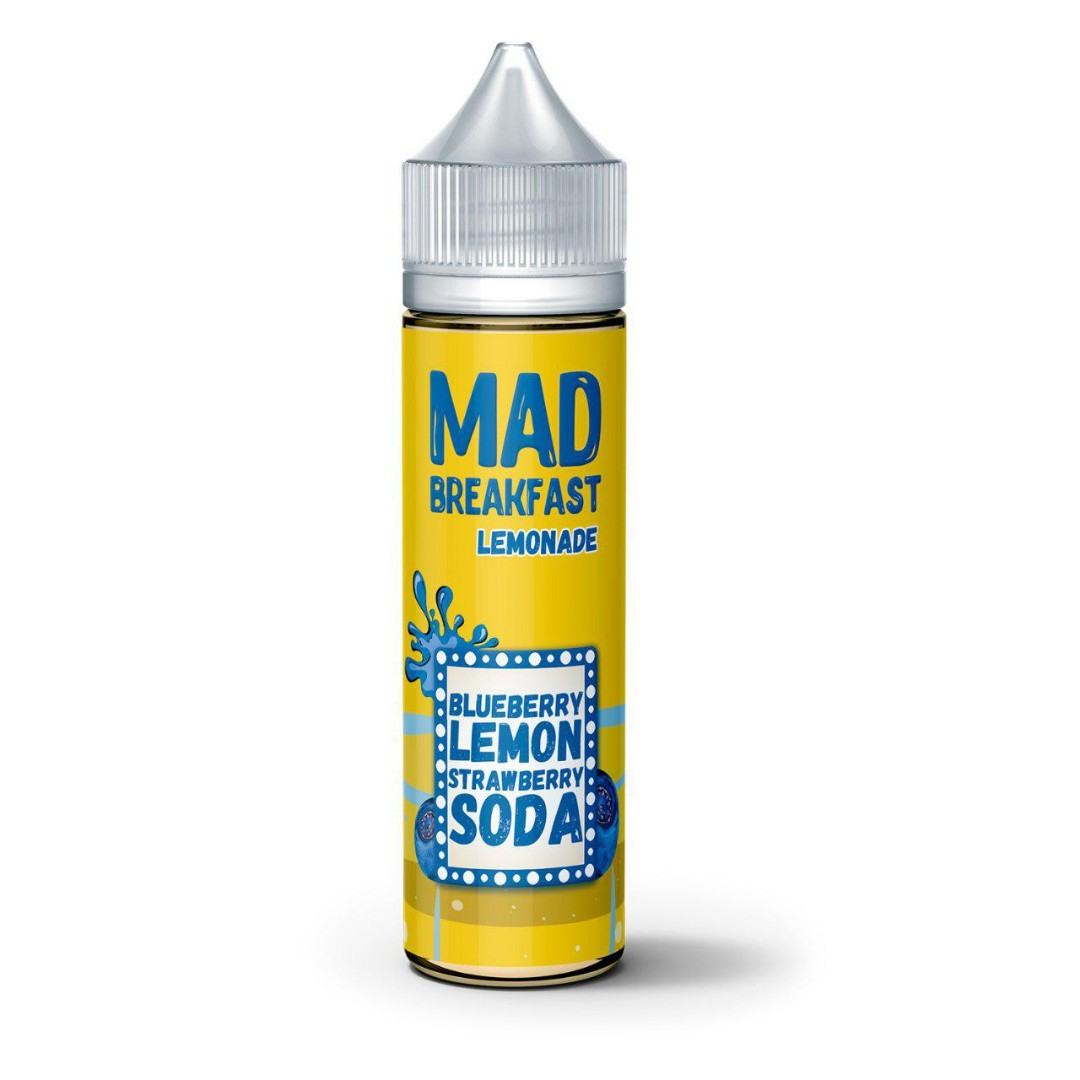 Жидкость Mad Breakfast - Lemonade, 60 мл.