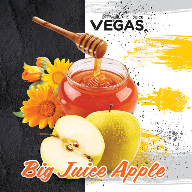 Жидкость Vegas - Big Juice Apple, 60 мл.