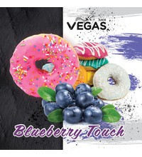 Vegas - Blueberry Touch, 60 мл.