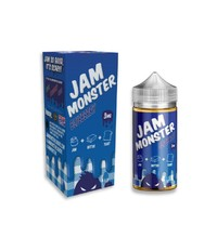 Jam Monster - Blueberry, 100 мл.