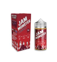Jam Monster - Strawberry, 100 мл.