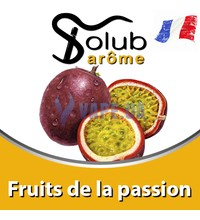 Solub Arome - Fruits de la passion (Маракуйя), 10 мл.