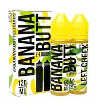 Twist Eliquid - Banana Butt Left Cheek, 60 мл.
