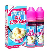 Twist Eliquid - Drip Fried Ice Cream, 60 мл.