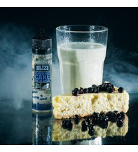 Blizz - Blueberry Cake with Milk, 60 мл.