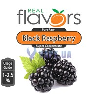 Real Flavors (SC) - Black Raspberry (Черная малина), 5 мл.