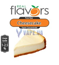 Real Flavors (SC) - Cheesecake (Чизкейк), 5 мл.