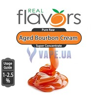 Real Flavors (SC) - Aged Bourbon Cream (Виски и сливки), 10 мл.
