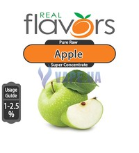Real Flavors (SC) - Apple (Яблоко), 10 мл.