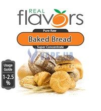 Real Flavors (SC) - Baked Bread (Хлеб), 10 мл.