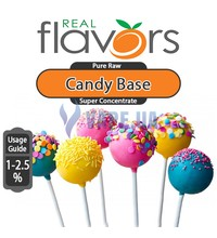 Real Flavors (SC) - Candy Base (Конфеты), 10 мл.