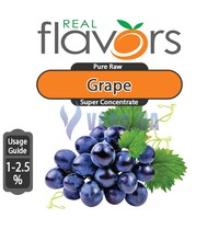 Real Flavors (SC) - Grape (Виноград), 10 мл.