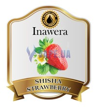 Inawera Shisha Strawberry  (Клубника), 10 мл.