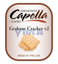 Capella - Graham Cracker V2 (Грахам крекер), 10 мл.