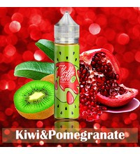 Fluffy Puff - Kiwi & Pomegranate, 60 мл.