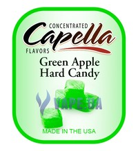 Capella - Green Apple Hard Candy (Зеленое яблоко Hard Candy), 30 мл