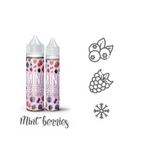 Monster Flavor - Mint Berries, 60 мл.