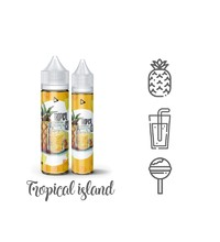 Monster Flavor - Tropical Island, 60 мл.