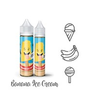 Monster Flavor - Banana Ice Cream, 60 мл.