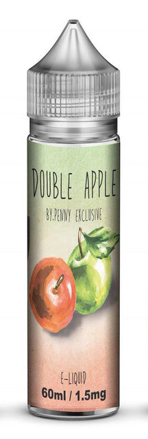 Жидкость Steam Brewery - Double Apple, 60 мл.