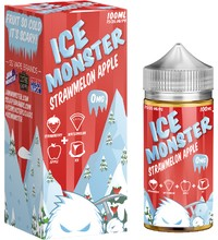 Ice Monster - Strawmelon Apple, 100 мл.