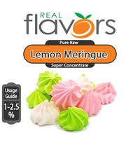 Real Flavors (SC) - Lemon Meringue (Лимонное безе), 472 мл. (16 oz)