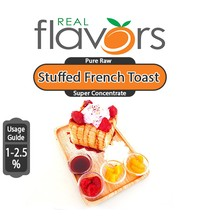 Real Flavors (SC) - Stuffed French Toast (Французский тост), 472 мл. (16 oz)