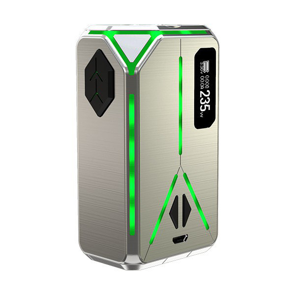 Девайс Eleaf Lexicon 235W TC  Серебристый