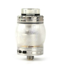 Advken MANTA RTA Resin Version 4.5ml Серебристый