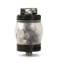 Advken MANTA RTA Resin Version 4.5ml Черный