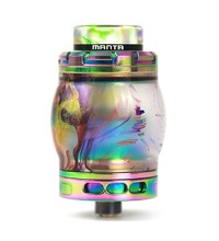 Advken MANTA RTA Resin Version 4.5ml Rainbow